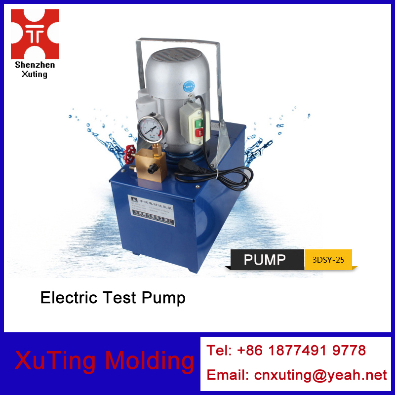 Integral Structure Factory Hydraulic Pressure Test Water Pump