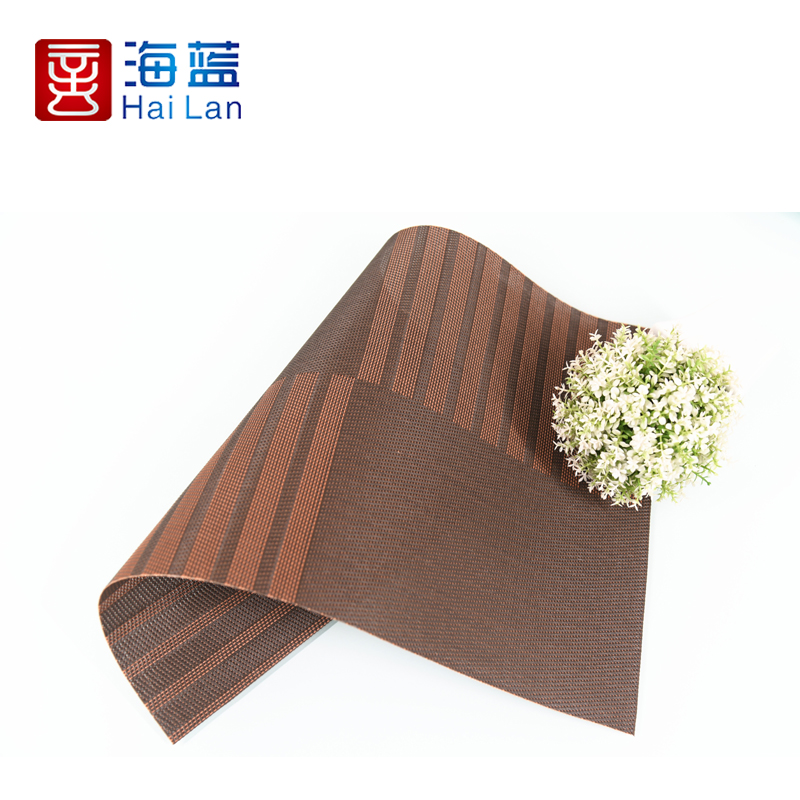 Complete Production Line Pvc Round Placemat Fabric Cloth Placemat