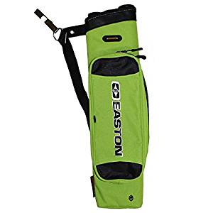 Easton Flipside Quiver RH/LH Neon Green, 3 Tube