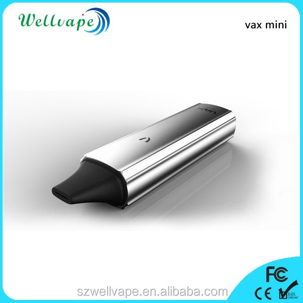 Cheap price 3000mAh temp control vax mini herbal vaporizer dry herb
