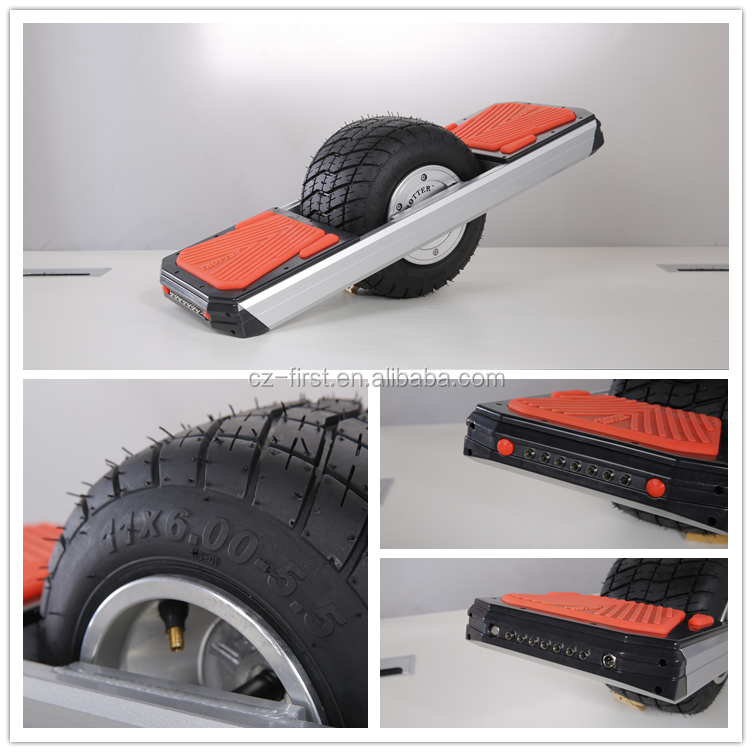 Smart One Wheel Off-Road Hover Board Electric Scooter TROTTER