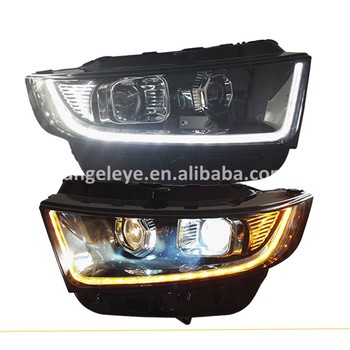 Year For Ford Edge Led Headlight Front Lamp For Edge Front Lights With