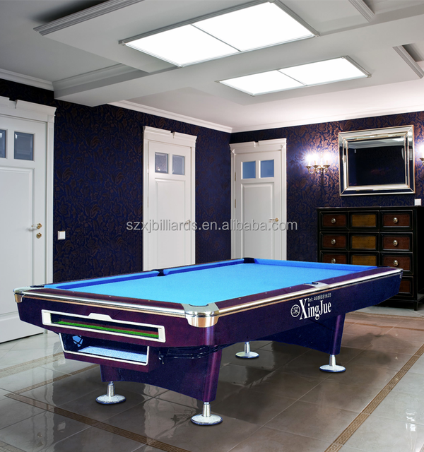 Good Quality Cheap Pool Table With Cleaner And Cloth
