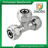 Customized hot sale press fittings pex al pex