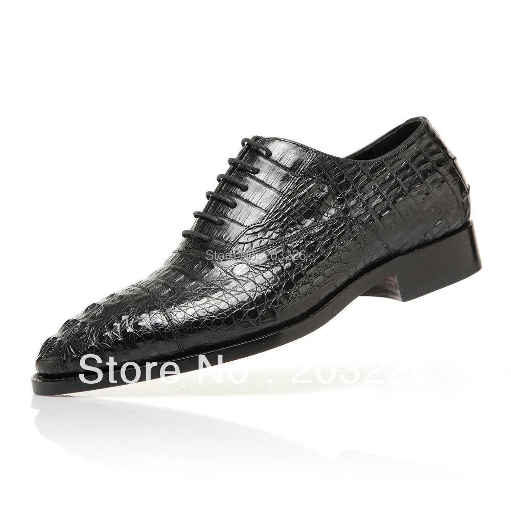 Alligator Dress Shoes For Men 81