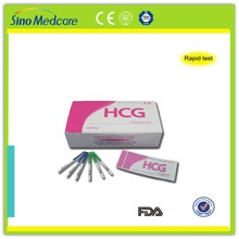 rapid urine pregnancy test strip kit
