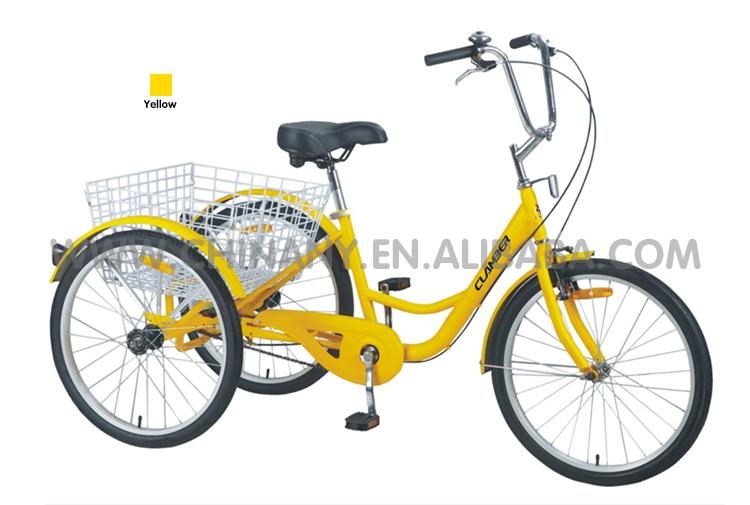Venta Caliente Adulto Triciclo Para Compras Utilizado Con 6 ...