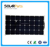 100W harga solar panel High Efficiency Back Contact Semi Flexible Solar Panel