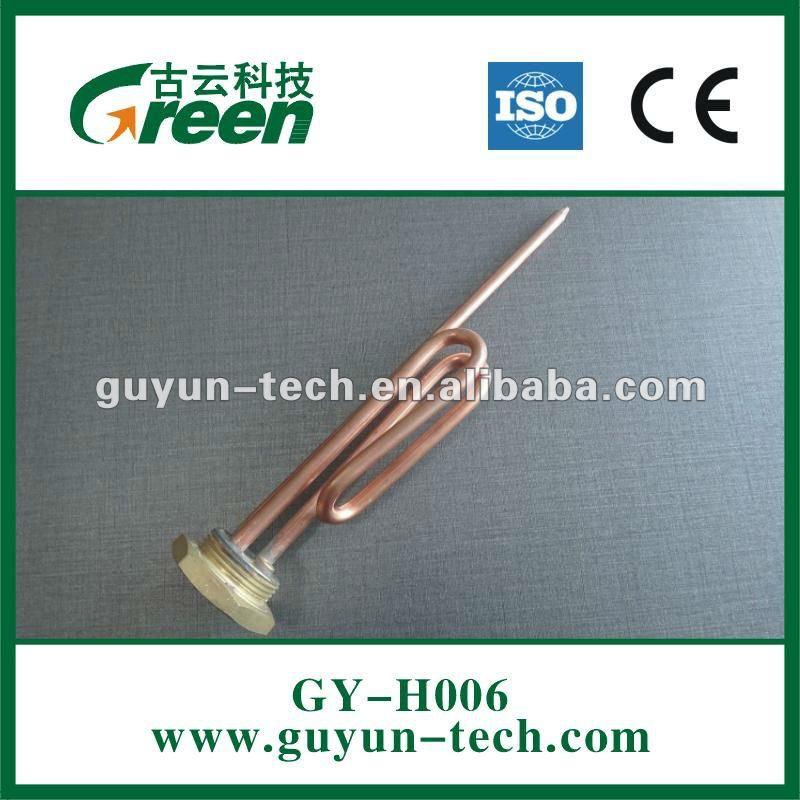 Bended Immersion water heater element Fantastic performace Saving energy