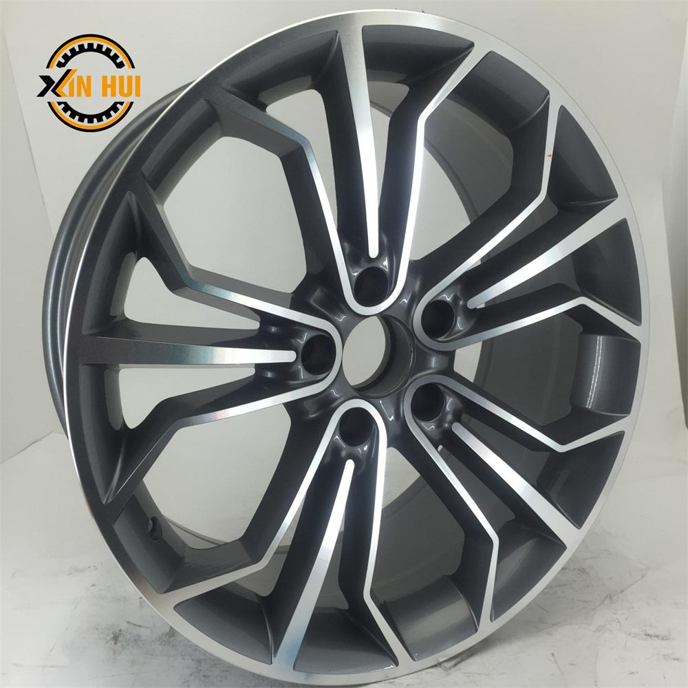 4 Gat Wiel 5x120 Aluminium Velgen Voor Auto Zilver Black Machine Gezicht Polijsten Buy Wiel Alignmenaluminium Wielen Voor Autoswielen Product On
