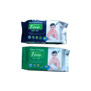 2015 OEM brand cleaning skin care wet wipes for baby