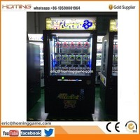 100% SEGA Version Arcade Key Chain Prize Key Master Game Machine