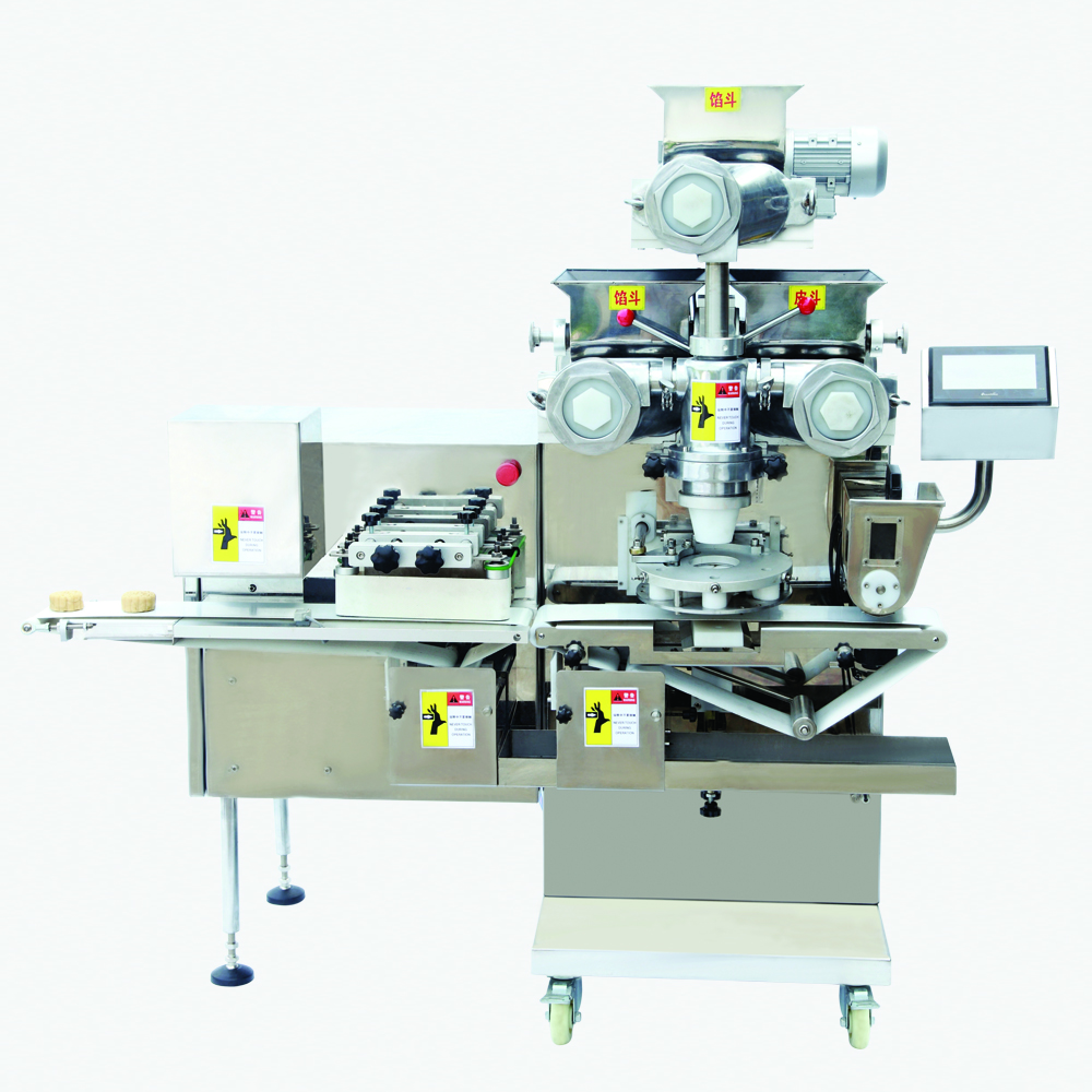 JH868 big scale automatic potato croquette machine