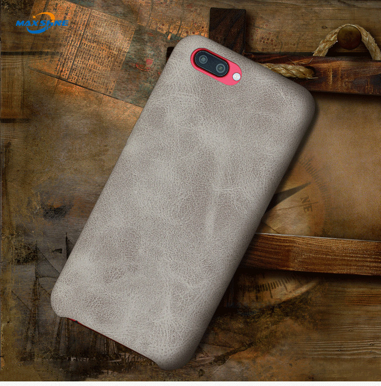 Maxshine Pretty Leather Phone Case For Iphone 8 Plus X Xr Xs Max