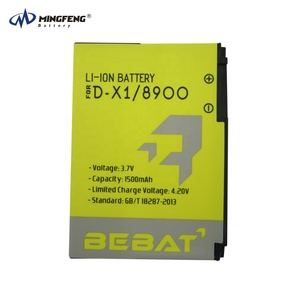 Original Replacement Battery D-X1 for Blackberry Cell Phone
