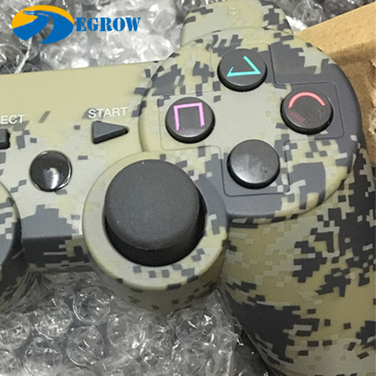 Wholesale price Original refurbished for ps3 controller wireless bluetooth gamepad