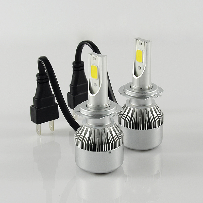 Hot sell h9 led headlight bulb halo for 2001 tundra for offroad and other vehicles