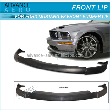 For Ford Mustang V8 Bodykit 2005 2006 2007 2008 2009 Cv 2 Style Poly Urethane Front Bodykits Pu Body Kit Buy For Ford Mustang 2005 2006 2007 2008