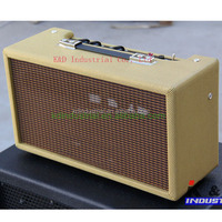 Fender 63 Tube Reverb of legendary of tubes Reverb With 6L6 Groove Tubes Guitar Amplifier
