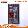 Over 10 years Manufacturer Experience waterproof siliconesealant red/black/grey/black waterproof plastic glue