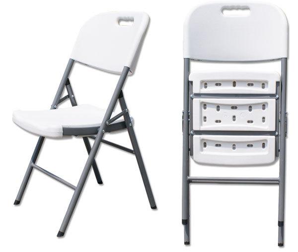 Bon Wholesale White Plastic Folding Chairs For  Restaurant,party,wedding,event,rental,