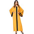 Zakiyyah 5243 islamic favors oversize dresses women muslim dress dubai abaya