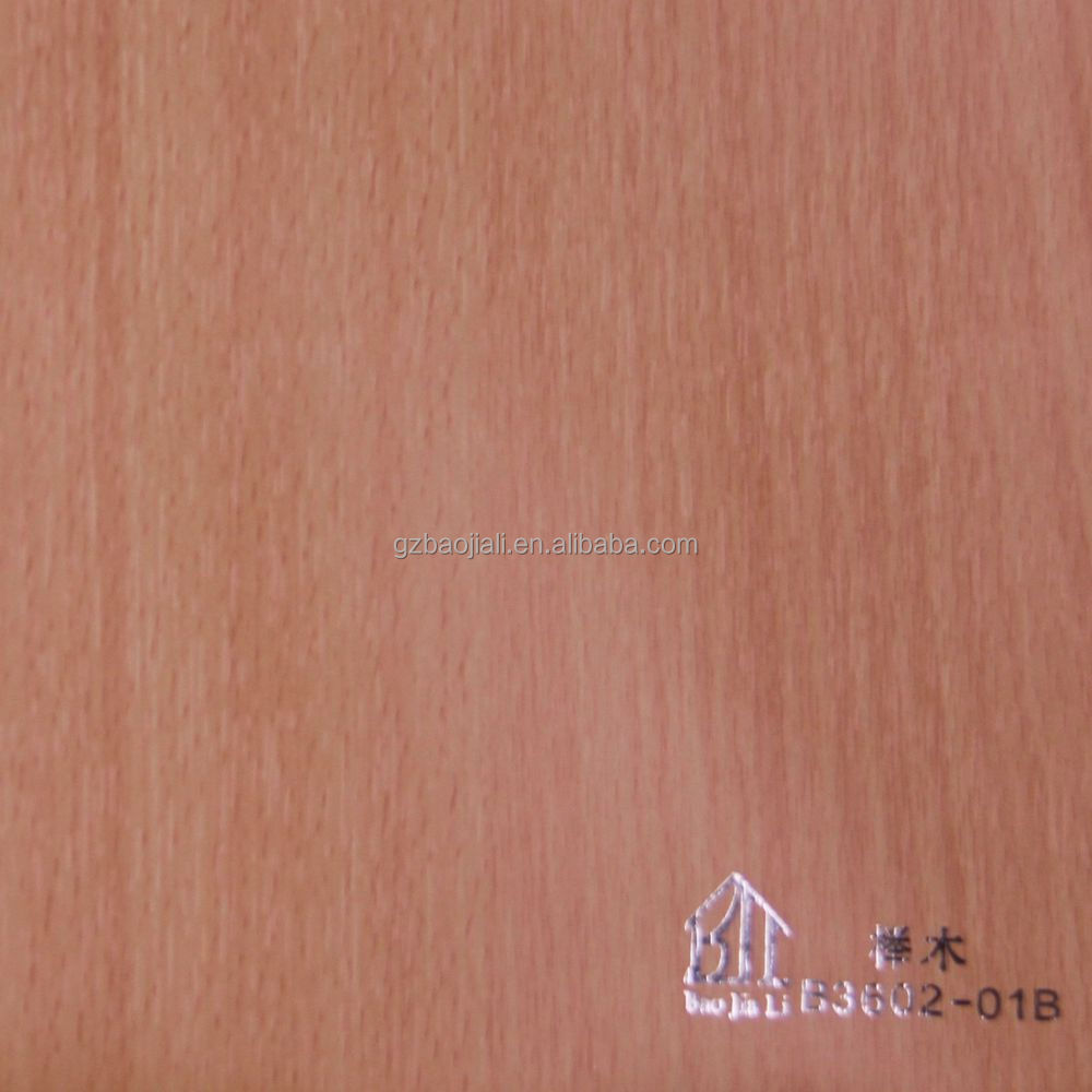 Self-Adhesive Wood Grain Paper Film for Door Cabinets Wardrobes Stickers