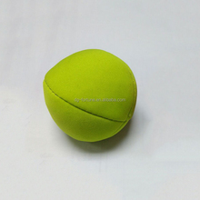 Promotion gift soft fabric juggling ball/hacky sack ball for kids