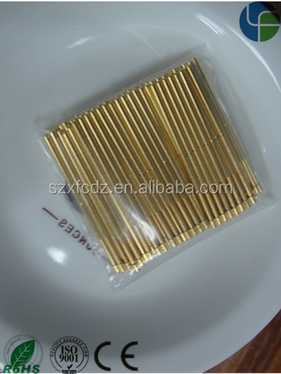 China Supplier Ultrasonic Test Probe Spring Loaded Pcb Test Probe ...