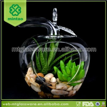 forme de pomme jardin boules en verre suspendue plantes terrarium buy product on. Black Bedroom Furniture Sets. Home Design Ideas