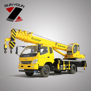 Hot Sell Mini Building Construction Truck Crane 8 Ton