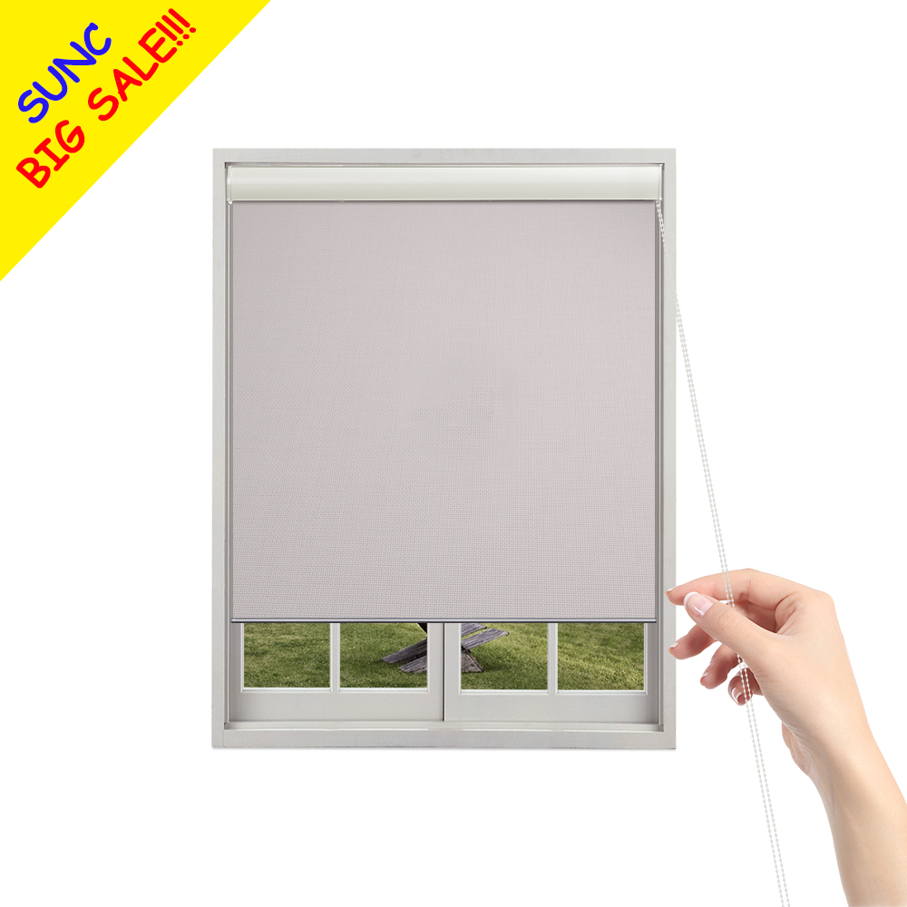 China factory mini blinds hoge kwaliteit manuelles Rollo roller