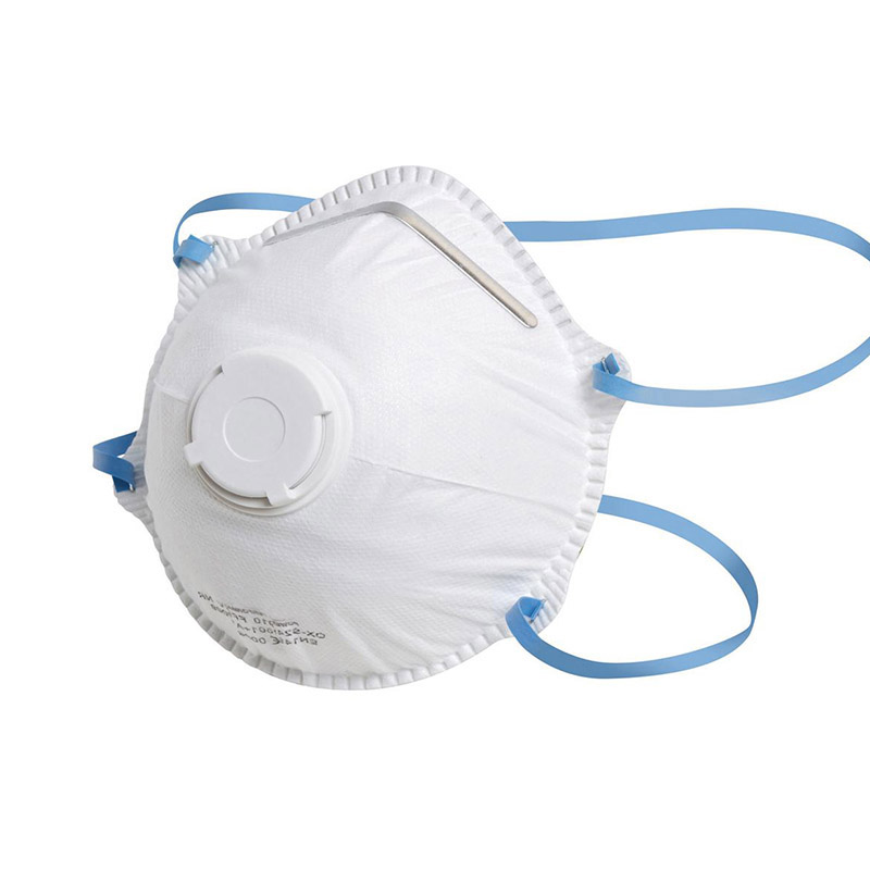 niosh N95 Without Mask face Respirator Valve Mask