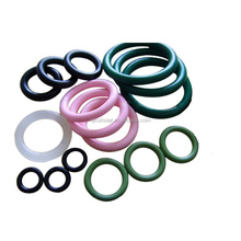Waterproof oil resistant rubber o ring silicone material for Automotive / Valve / Appliance Sealing