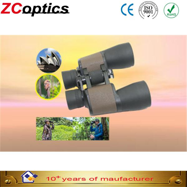 night vision military 10x50 light Hd high telescope animal contact lens case ed outdoor