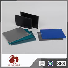 Excellence opaque waterproof pvc sheet panel board
