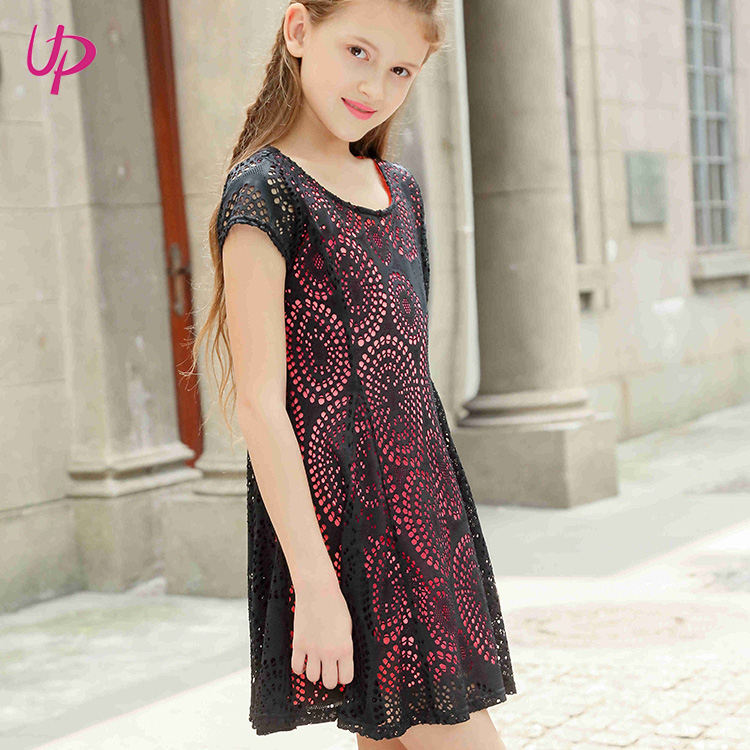 ff820c8b4b69 Wholesale Factory Price Casual 15 Year Little Girl Dress Clothing ...