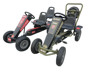 Low price four wheels kids pedal go karts made in china