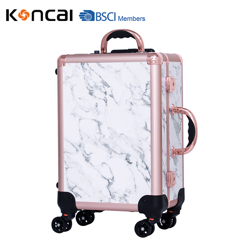 White-Marble-Color-Makeup-Case-With-lights