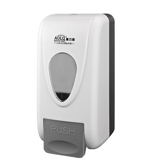 Wall Mount Hand Push Soap Dispenser Kitchen Plastic Dispenser For Liquid  Soap - Buy Dispenser For Liquid Soap,Wall Mount Hand Soap Dispenser,Kitchen  ...