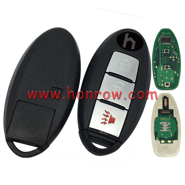 For 2+1 button remote key with 315mhz with PCF7952