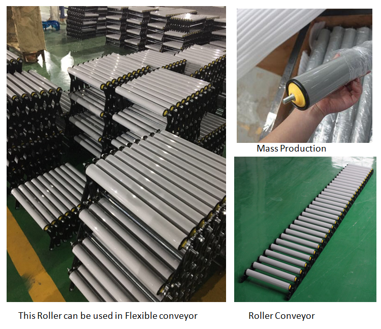 Wholesale Plastic Conveyor Rollers For Conveyor System