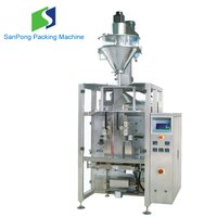 High Precision Milk Powder Auger Filling And Pouch Packing Machine