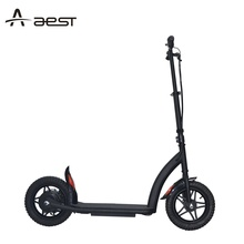 AEST piede di scooter ruota <span class=keywords><strong>12</strong></span> pollici grande 2 apribile calcio scooter elettrico