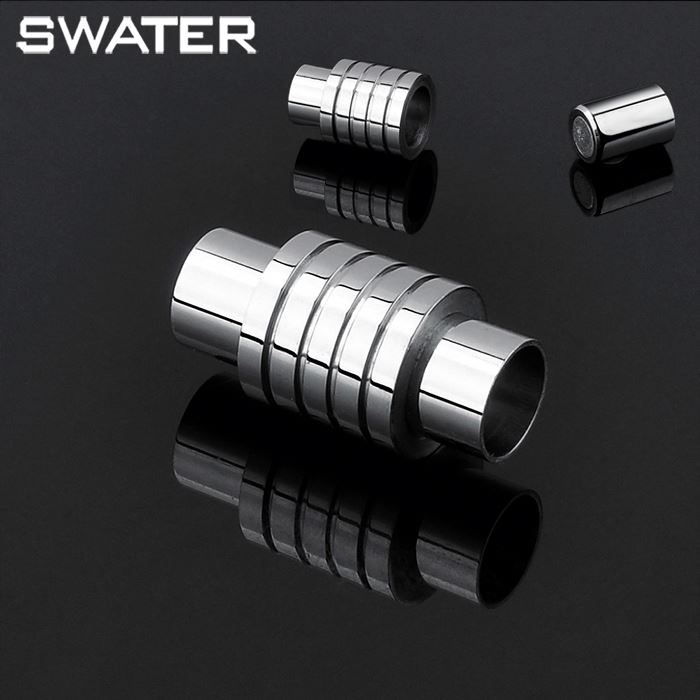 Jewelry Finding Stainless Steel Magnetic Small Metal Clasp