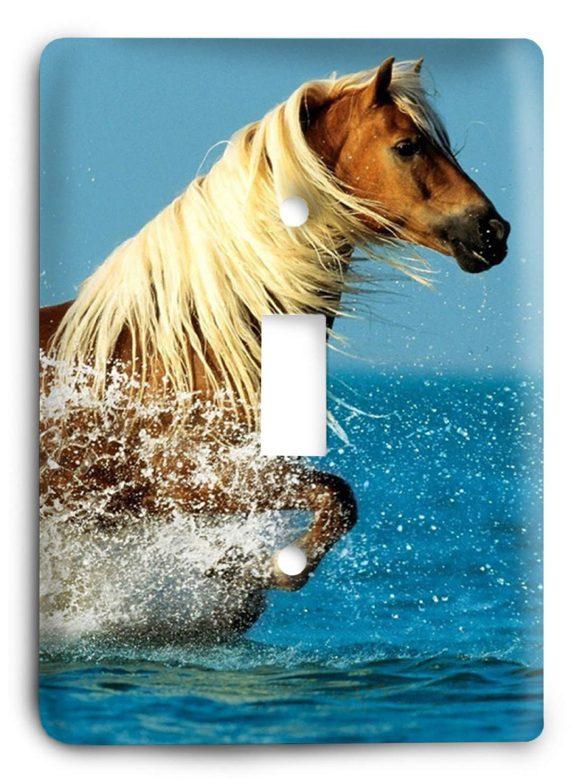 Horse Breed G5v22 Light Switch Cover