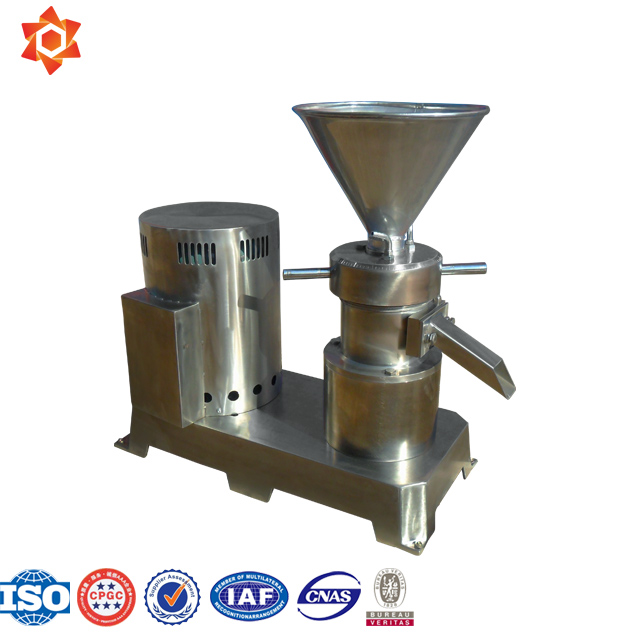 Colloïdmolen Machine/Molen Machine/Cacaoboter Extract Machine