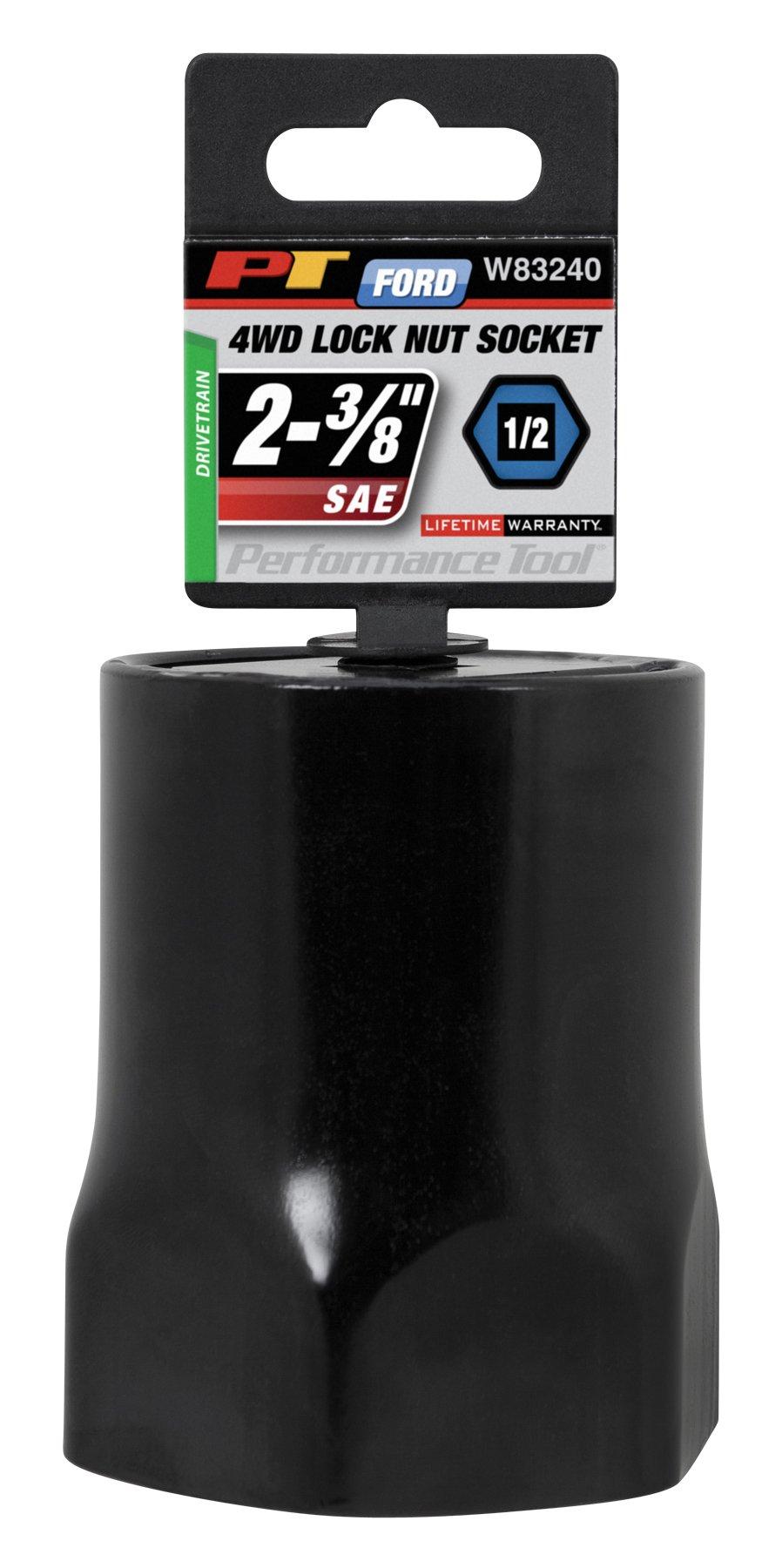AMPRO T75326 3//4-Inch Drive Truck Wheel Bearing Lock Nut Sockets 6 Point 3 3//4-Inch
