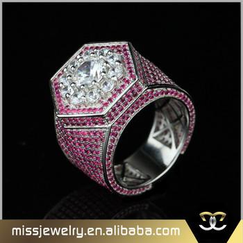 Missjewelry 14k White Gold Diamond Ring Price In Pakistan