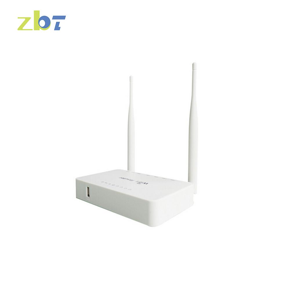 Zbt we526 300mbps 4 porte wifi senza fili wi-fi router con porta rj45 wan